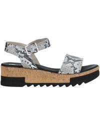 Piampiani Sandals - Gray