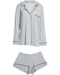 Eberjey Pyjama - Blanc