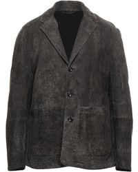 AJMONE Coat - Black