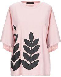 Alessandro Dell'acqua T-shirt - Pink