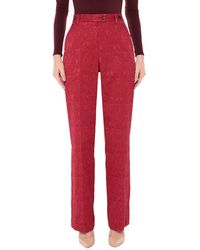 PT Torino Pantalones - Rojo
