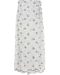 Vivienne Westwood Long Skirt - White
