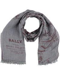 Bally Schal - Grau