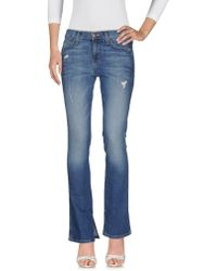Current/Elliott Pantaloni jeans - Blu