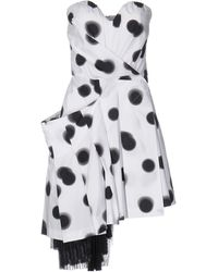 Marc By Marc Jacobs Robe courte - Blanc