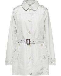 Woolrich Overcoat - Grey