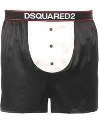 DSquared² Boxer - Nero