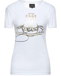 Vivienne Westwood Anglomania T-shirt - White