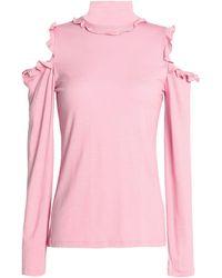 Nicholas T-shirt - Rosa