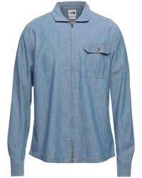 The North Face Denim Shirt - Blue