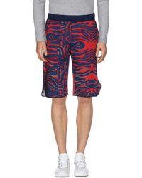 Class Roberto Cavalli - Bermuda Shorts - Lyst