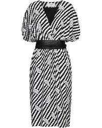 Celine - 3/4 Length Dress - Lyst