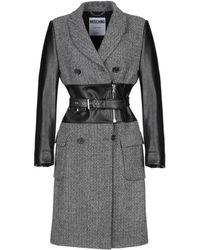 Moschino Coat - Gray