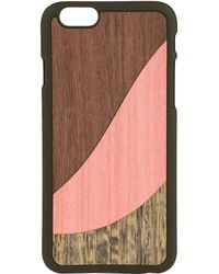 Wood'd Covers & Cases - Pink