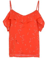 Minimum Blouse - Red