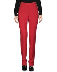 Theory Trouser - Red