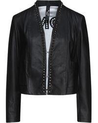 Vintage De Luxe Suit Jacket - Black