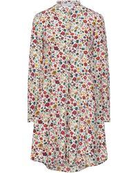 Harris Wharf London Short Dress - White