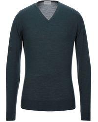John Smedley Sweater - Green