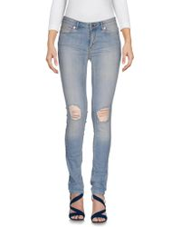 BLK DNM - Denim Pants - Lyst