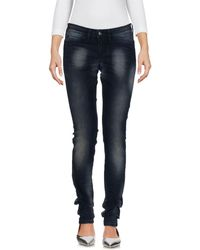 Barbara Bui - Denim Trousers - Lyst