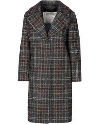 Shirtaporter Coat - Gray