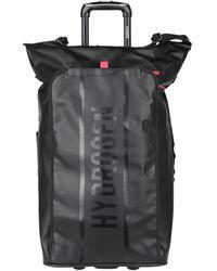 Hydrogen Wheeled Luggage - Black