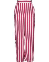 Vero Moda - Casual Pants - Lyst
