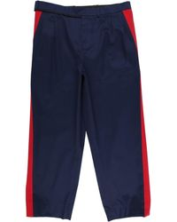 Charles Jeffrey LOVERBOY Trousers - Blue