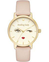 Kate Spade Reloj de pulsera - Blanco