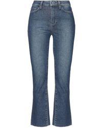 PAIGE Pantaloni jeans - Blu