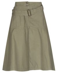 JW Anderson Knee Length Skirt - Green