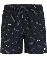 Nike Swim Trunks - Black