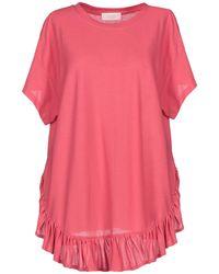 Zanone T-shirt - Pink