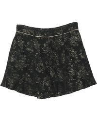 Suoli Shorts - Schwarz