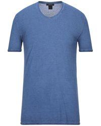 Avant Toi T-shirt - Blue