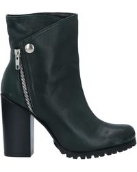 Opening Ceremony Ankle Boots - Green