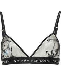 Chiara Ferragni Bra - Black