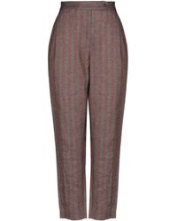 Massimo Alba Casual Trouser - Brown