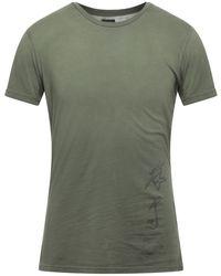 Armani Jeans T-shirts - Grün