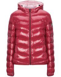 Colmar Down Jacket - Red