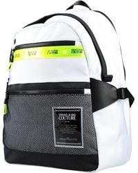 Versace Jeans Couture Backpacks & Fanny Packs - White