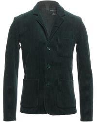Majestic Filatures Suit Jacket - Green