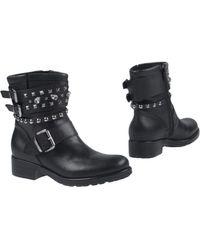 Emanuela Passeri - Ankle Boots - Lyst
