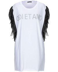 Odi Et Amo T-shirt - Blanc