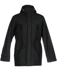 Fred Perry - Coats - Lyst