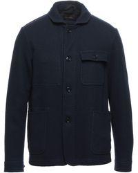 Altea Coat - Blue