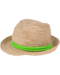 Tracy Watts Hat - Green