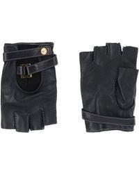 Versace Gants - Noir