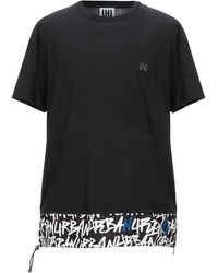LHU URBAN T-shirt - Black